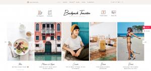 Backpack — Best Traveler WordPress Blog Theme