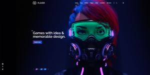 Plaxer — WordPress Theme for Gaming and Sports