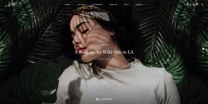 Sitka — WordPress Theme for Dark Mode Blogs